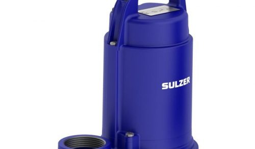 Bomba submersível para água suja ROBUSTA SULZER