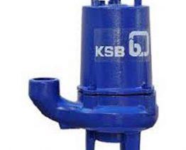 bomba submersivel ksb