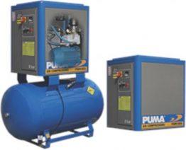 Compressores de ar parafuso e secadores  para industrias e hospitais