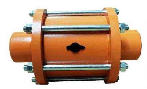 válvula de retenção vertical / horizontal