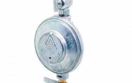 Regulador de gás GLP até 2  KG