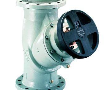 Válvula de balanceamento  flangeada Norma ANSI ferro fundido