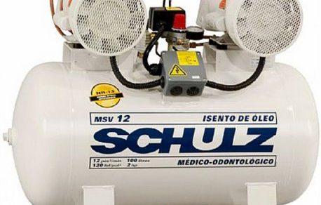 Compressores de ar medicinais  isento de óleo hospitais e consultório odontológico