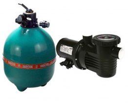 Bombas e filtros para piscina e Hidromassagem Dancor