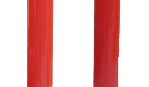 Canhão monitor , e colunas de hidrante