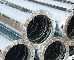 tubos e conexões galvanizadas a fogo