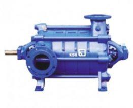 Bomba centrifuga multiestágio alta vazão WKL  KSB