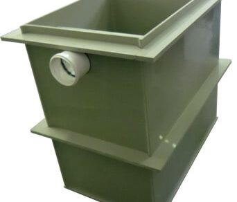 SAO – Caixa para separação de água e óleo