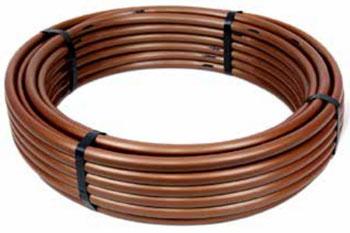 fitas e tubos perfurados