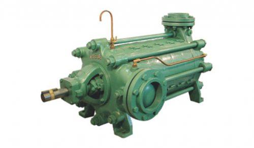 Bomba centrifuga multiestágio alta vazão THEBE