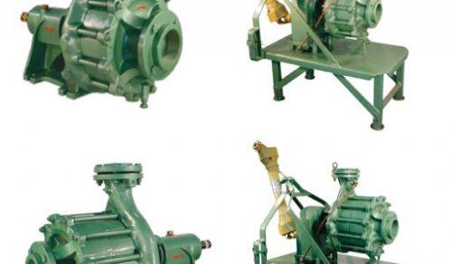 Bombas para irrigação aspersores