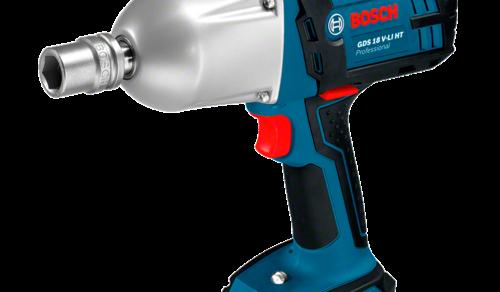 Chave de Impacto a Bateria de ½ Bosch GDS 18V-LI HT, 650 Nm, 18V