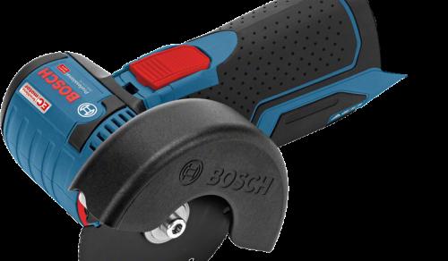 Esmerilhadeira Angular a Bateria de 3 Bosch GWS 12V-76, 12V