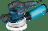 Lixadeira Roto Orbital Bosch GEX 125-150 AVE 350W 127V, com 1 Adaptador para aspirador de pó Professional