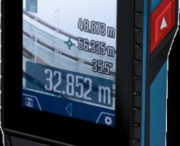 Medidor de 120 metros com Bluetooth Bosch GLM 120 C