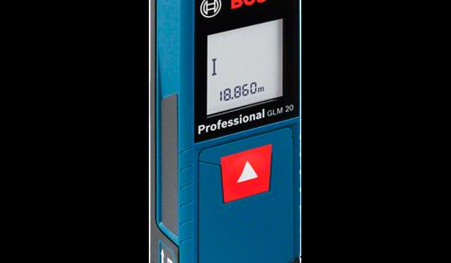 Medidor de 20 metros Bosch GLM 20