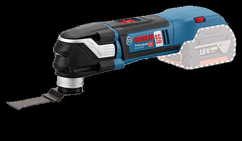 Multicortadora a Bateria Bosch GOP 18V-28, 18V