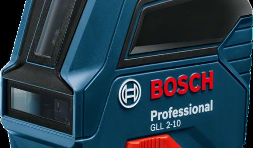 Nivelador de 10 metros Bosch GLL 2-10