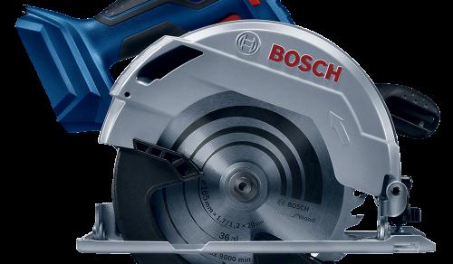 Serra Circular a Bateria Bosch GKS 18V-57, 18V