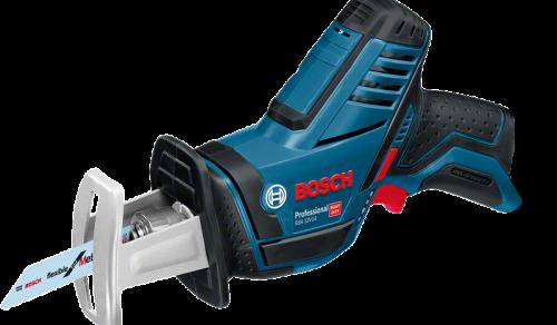 Serra Sabre a Bateria Bosch GSA 12V-LI 12V