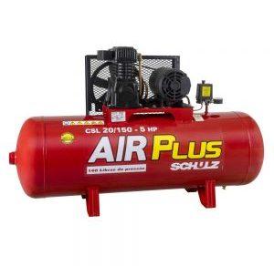 COMPRESSOR ALTA PRESSAO 175 LBS AIR PLUS CSL 20-150 LTS